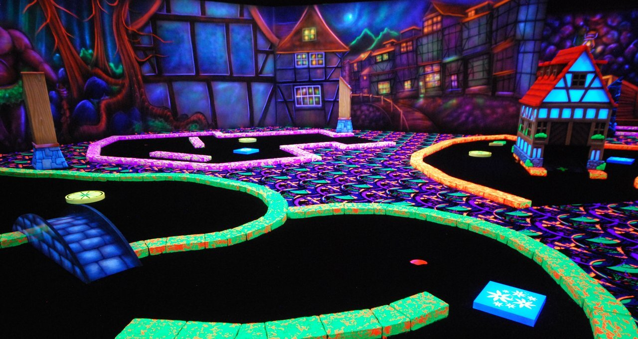 glowgolf wildemann